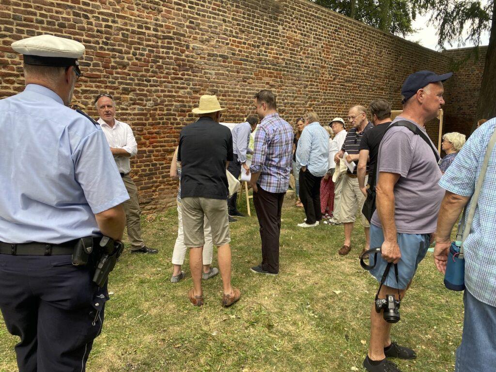 1. Bürgerbeteiligung im Geropark